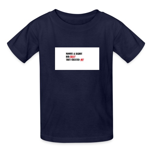 DID THAT! - Kids' T-Shirt