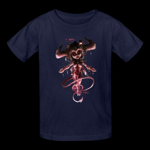 Demon Girl - Kids' T-Shirt