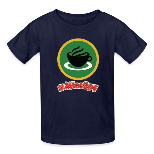 Market House Explorer Badge - Kids' T-Shirt
