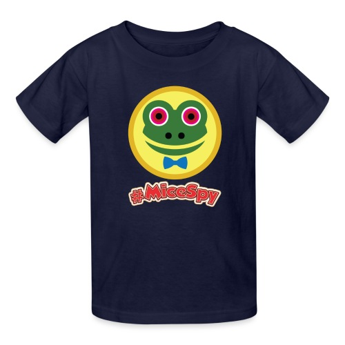 Mr Toad Explorer Badge - Kids' T-Shirt
