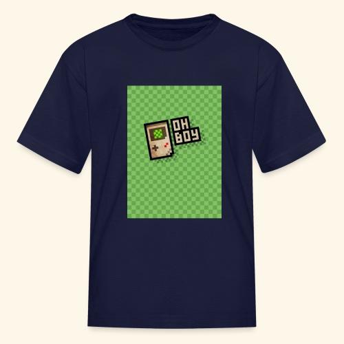 oh boy handy - Kids' T-Shirt