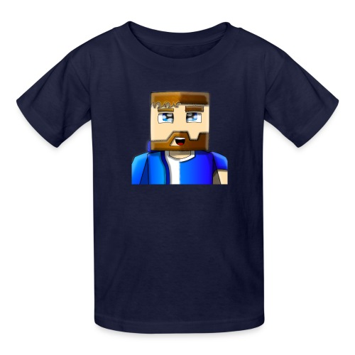 TyneCraft New Youtube Avatar Transparent png - Kids' T-Shirt