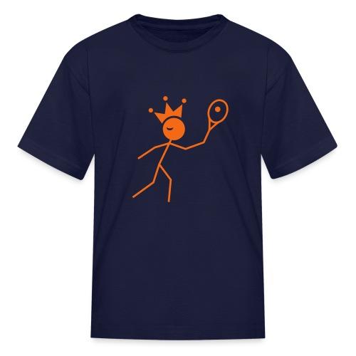 Winky Tennis King - Kids' T-Shirt