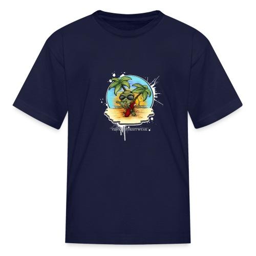 let's have a safe surf home - Kids' T-Shirt