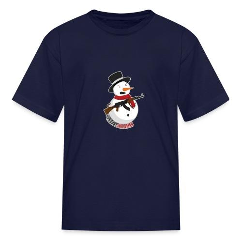 PRODBYSNOWMAN - Kids' T-Shirt