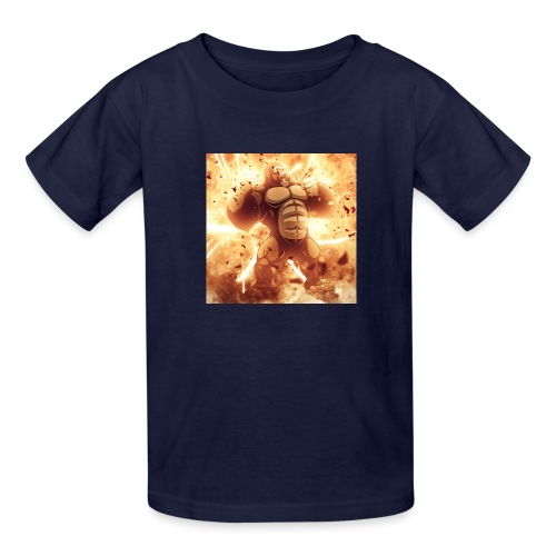 Angry Gorilla Explosion - Kids' T-Shirt