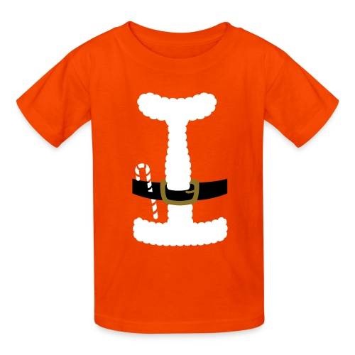 SANTA CLAUS SUIT - Men's Polo Shirt - Kids' T-Shirt