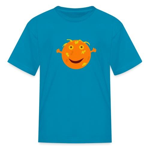 the sun t shirt png 2 - Kids' T-Shirt