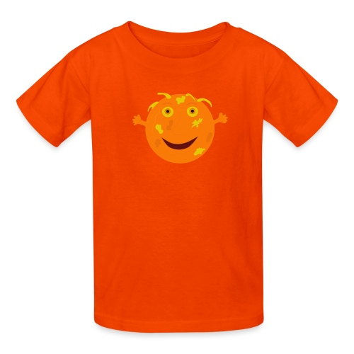 the sun t shirt png 2 - Kids' T-Shirt