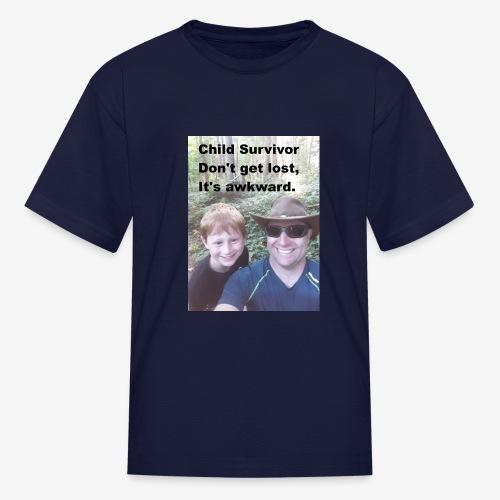Awkward Shirt - Kids' T-Shirt