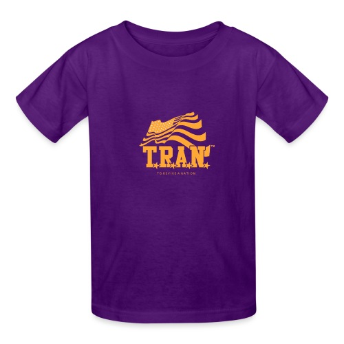TRAN Gold Club - Kids' T-Shirt