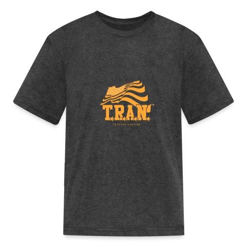 TRAN Gold Club - Kids' T-Shirt