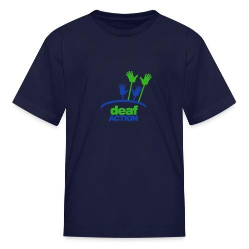 DA logo Color - Kids' T-Shirt