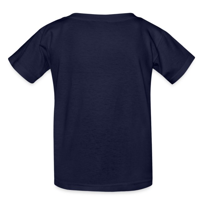Childs GLOW Shirt Front