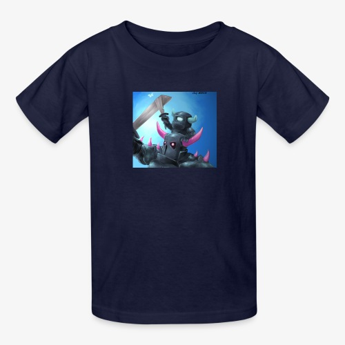 .P.E.K.K.A. & Mini P.E.K.K.A. - Kids' T-Shirt