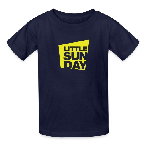 littleSUNDAY Official Logo - Kids' T-Shirt