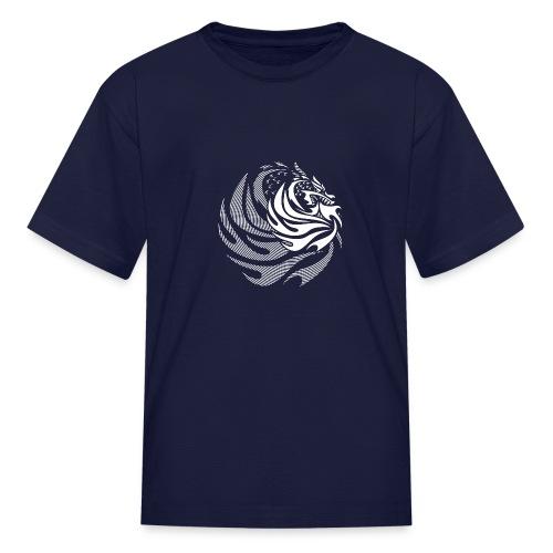 Fire Dragon - Kids' T-Shirt