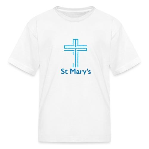 StM 150LOGO colourB - Kids' T-Shirt