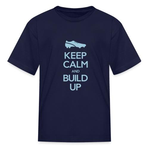 Build Up Women's Tee (Fundraising Item) - Kids' T-Shirt