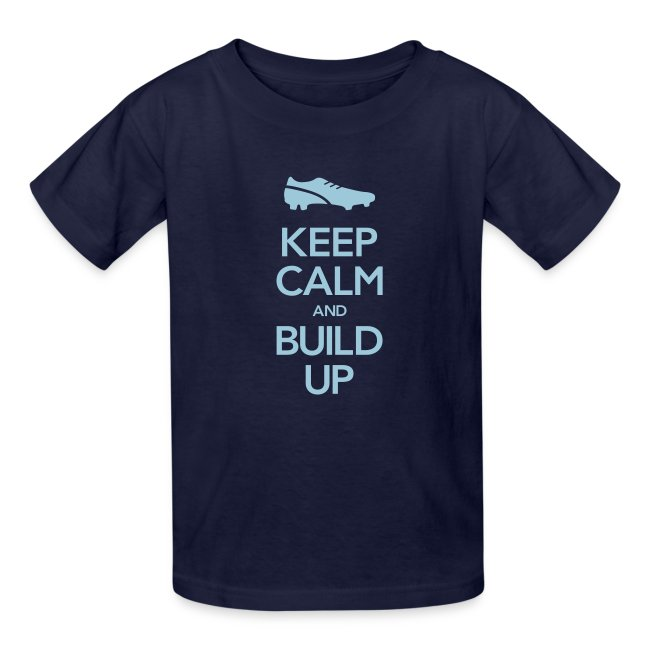 Build Up Women's Tee (Fundraising Item)