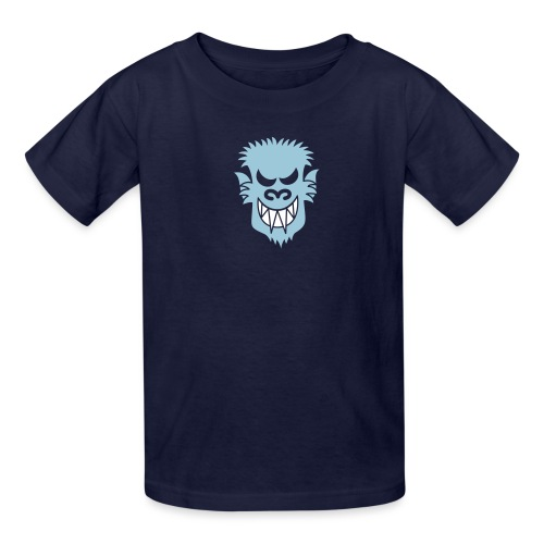 Naughty Halloween Werewolf - Kids' T-Shirt