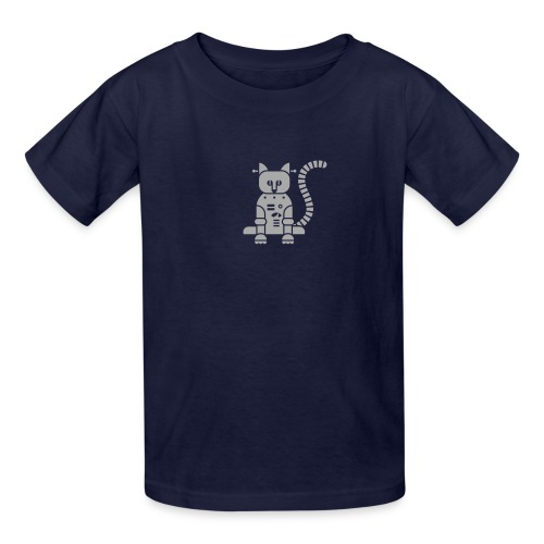 catbot - Kids' T-Shirt