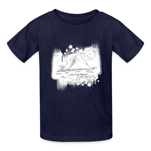 Listen to Hardrock - Kids' T-Shirt