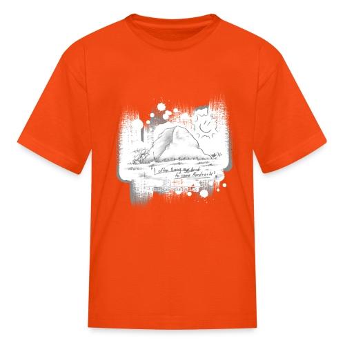Listen to Hardrock - Kids' T-Shirt