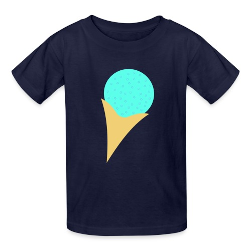 Bubble Gum Ice-Cream - Kids' T-Shirt