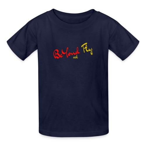 Beyond Fly - Kids' T-Shirt
