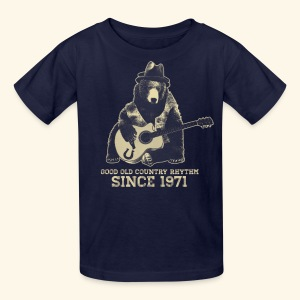 Good Old Country Rhythm - Kids' T-Shirt