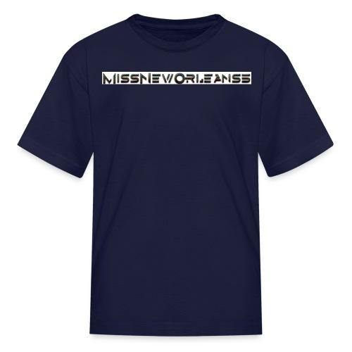 MissNewOrleans5 - Kids' T-Shirt