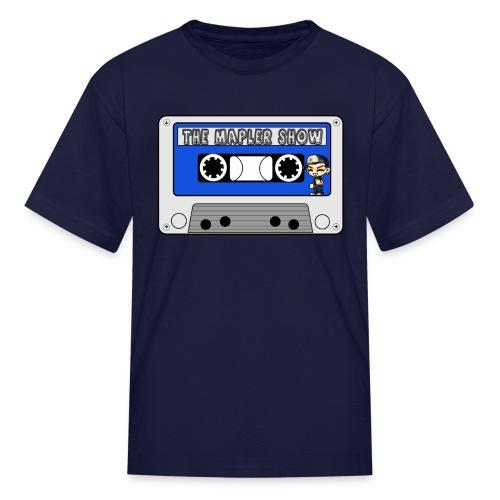 The Mapler Show Cassette - Kids' T-Shirt