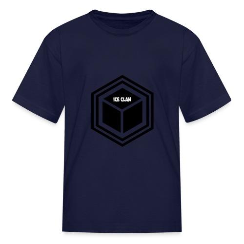 ICEclanLOGO - Kids' T-Shirt