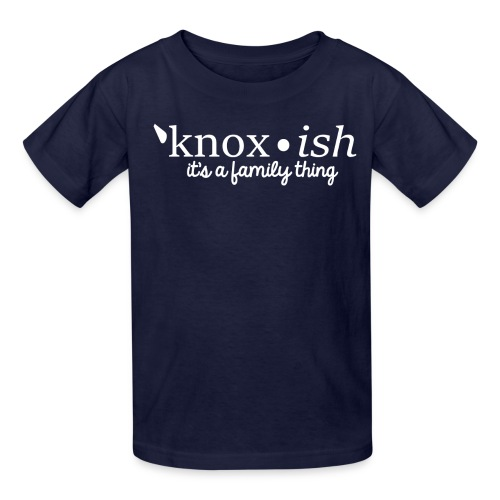 Knox-ish It's a Family Thing - Kids' T-Shirt