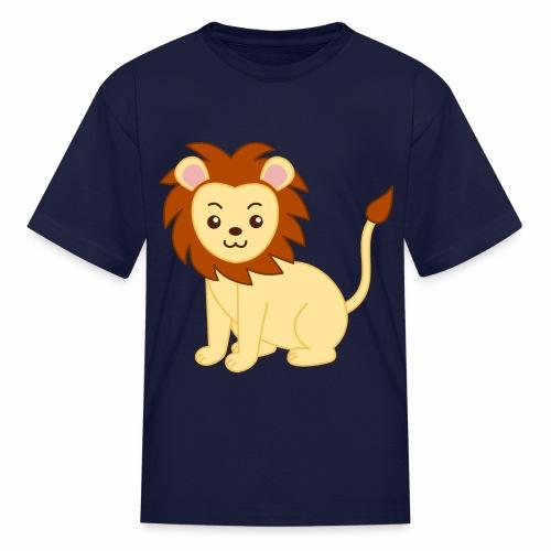 lionpouncing gaming merch - Kids' T-Shirt