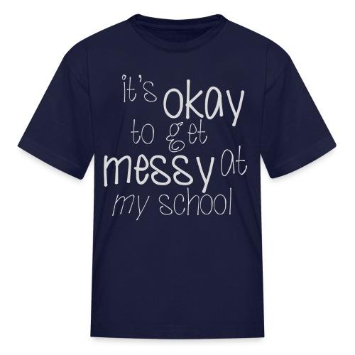 School Pride - Kids' T-Shirt