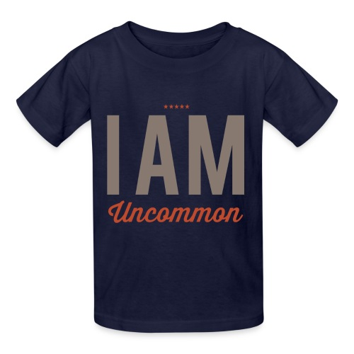 I Am Uncommon - Kids' T-Shirt