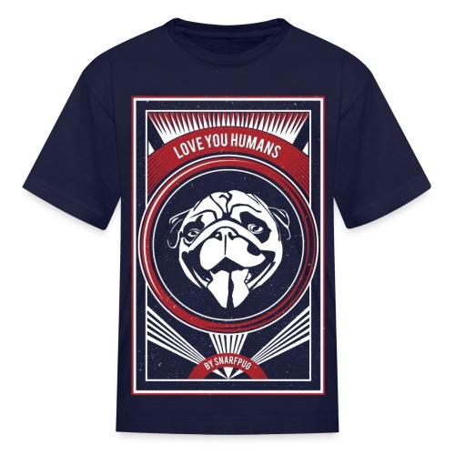 Cool Pug - Kids' T-Shirt