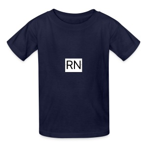 RN_Logo_small - Kids' T-Shirt