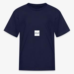 Its lit Hoodie - Kids' T-Shirt