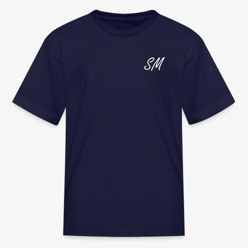 SM Logo - Kids' T-Shirt