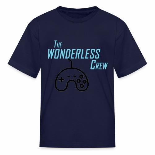 The Wonderless Crew Logo - Kids' T-Shirt