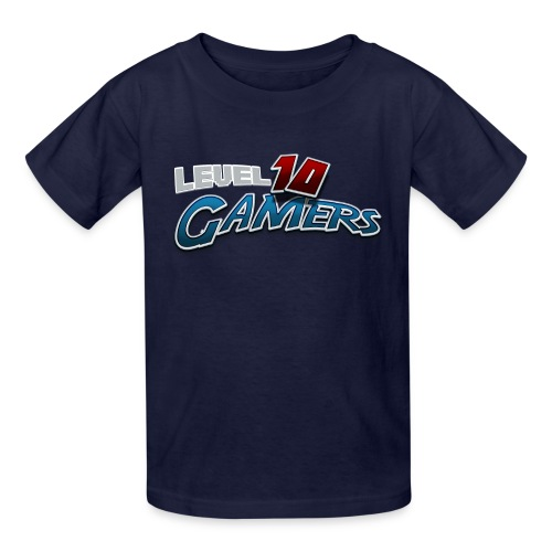 Level10Gamers Logo - Kids' T-Shirt