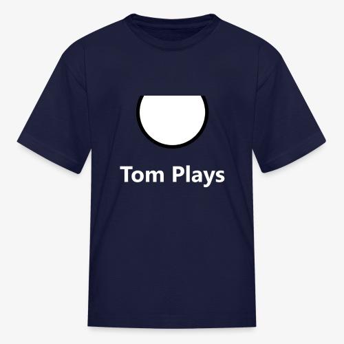 TomPlaysCircle - Kids' T-Shirt
