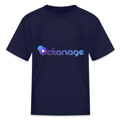 Octanage - Kids' T-Shirt