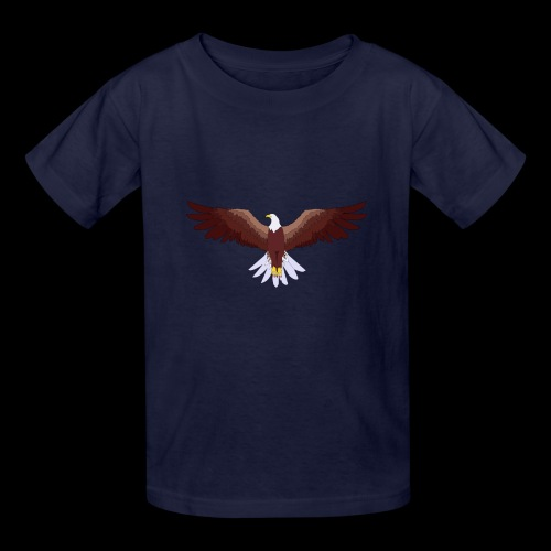 Eagle Logo - Kids' T-Shirt