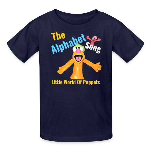 The Alphabet Song - Kids' T-Shirt