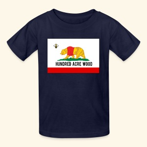 Golden Honey State - Kids' T-Shirt