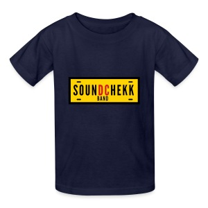 SoundChekk_BandVector - Kids' T-Shirt